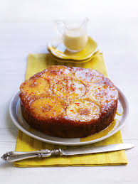 pineapple and chilli upside down cake delicious magazine