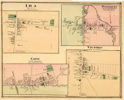 Canandaigua New York Map by 00003100 Jpg