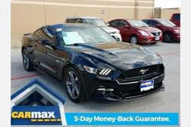 mustang for sale in dallas used 2017 ford mustang for sale in dallas tx edmunds