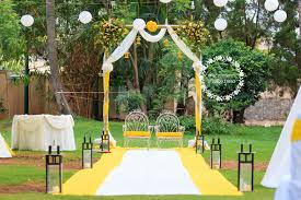 elegant christian wedding decoration u2013 events organizer