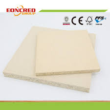 Waterproof Kitchen Cabinets by China 9mm 30mm Raw Particle Board Chipboard Melamine Faced
