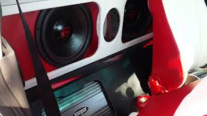 opel corsa bakkie opel corsa utility audio system custom built by violet electronics