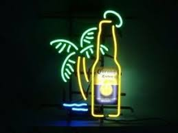 palm tree neon light corona palm tree me012 beer neon light sign free shipping ebay