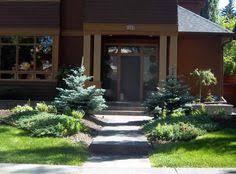 Landscape Design For Front Yard - a simple yet beautiful front yard landscape design with low
