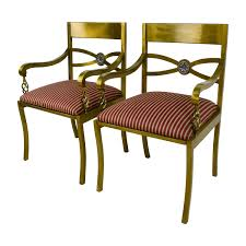 89 off custom made antique gold wrought chairs chairs
