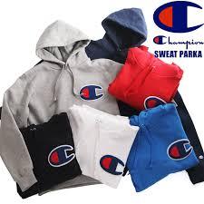 kawa rakuten global market champion champion big logo pullover