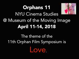 the orphan film symposium