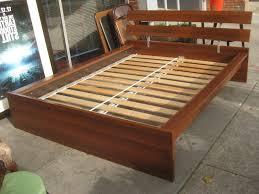 bedroom light wood platform bed ikea for inspiring bedroom