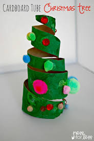 christmas tree crafts for kids christmas lights decoration