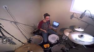 dnce cake by the ocean drum cover youtube