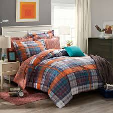 Orange King Size Duvet Covers Compare Prices On Orange Comforter Set Online Shopping Buy Low