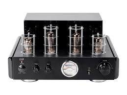 tube amp for home theater 50 watt stereo hybrid tube amplifier with bluetooth u0026 line output