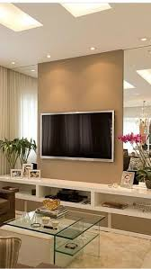 Tv Wall Decor by 56 Best Tv Images On Tv Stands Tv Walls And Dining Room