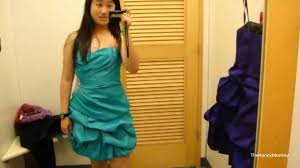 come find my prom dress with me youtube