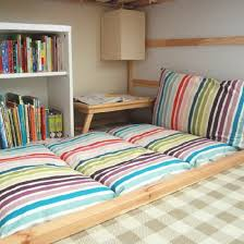 Folding Cushions Learn How To Make This Simple Folding Floor Cushion From Some