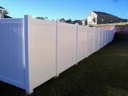 new york style wholesale vinyl aluminum fence white privacy loversiq