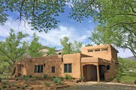 Adobe Style Home River Bend Ranch Farm Abiquiu Nm 87510 Mls 201700766 Bell