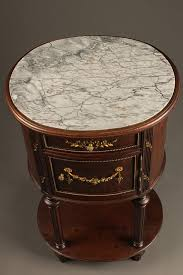Antique Marble Top Nightstand Antique French Marble Top Nightstand