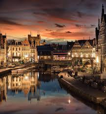ghent city guide veronique yang golden heart on instagram u201cgent ghent belgium