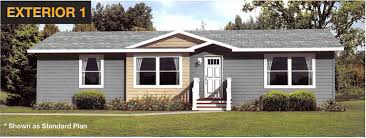 Champion Manufactured Homes Floor Plans Champion Avalanche 4523a Ziegler Homes