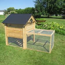Best Backyard Chicken Coops by Red Cedar Backyard Coop 4 6 Chickens From My Pet Chicken