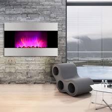 Electric Wall Fireplace Wall Mount Fireplace Ebay