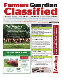 farmers guardian classified 20 march 2015 by briefing media ltd