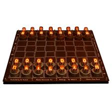 nixie chessboard diy kit in 15 version nixies included