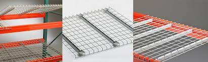 wire rack storage and shelving units pallet rack wire decking