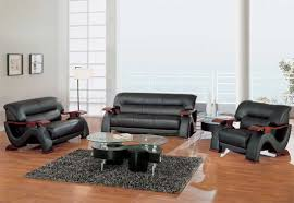 grandiose curvy wood and leather sofa set with 4 colors option quality bonded leather modern designer sofas