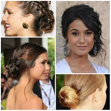 cutest low bun hairstyle ideas u2013 haircuts and hairstyles for 2017