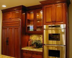 corniche meuble cuisine fabrication armoire de cuisine decoration interieur