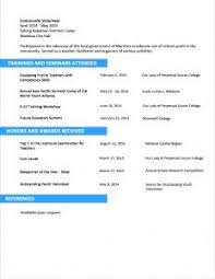 Career Focus Examples For Resume Resume Formats And Examples 87 Glamorous Simple Resume Sample