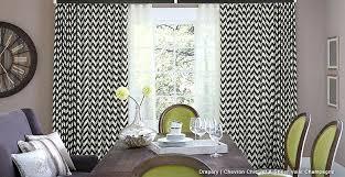 Chevron Style Curtains Chevron Style Curtains These Chevron Grey Drapes For Nursery