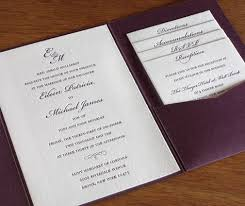 wedding invitation pocket pocket folders for destination wedding invitations letterpress