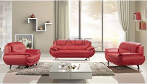 Red Sofa Set Global Furniture U Red Leather Sofa Color Gif Surripui Net