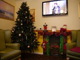 christmas tree house news broadland house care home for the elderly