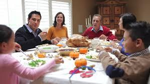 hispanic family dinner stock footage