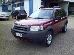 land rover freelander 1 8i 5d 4wd 4x4 2001 used vehicle nettiauto