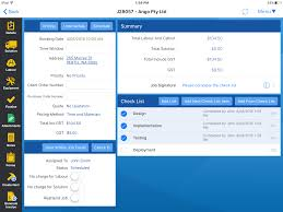job quotes perth business management software ascora job management software for
