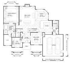 Lenox Floor Plan The Lennox Custom Homes In Buffalo Ny Forbes Capretto Homes