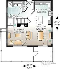 small cabin plans with basement house plan w3929 v1 detail from drummondhouseplans small cabin