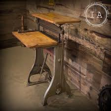Industrial Standing Desk by 187 Best Standing Desks Images On Pinterest Standing Desks Home