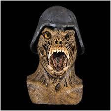 halloween werewolf props an american werewolf in london warmonger mask fast uk despatch