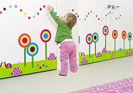 Kids Bedroom Wall Decor Ideas Freshnist - Childrens bedroom wall designs