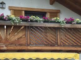 geranien balkon es ist vollbracht endlich mal keine geranien auf dem balkon