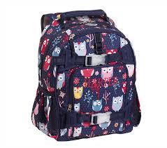 Pottery Barn Mackenzie Backpack Review Mackenzie Navy Owl Backpack Small Pottery Barn Kids