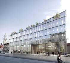 bureau logement les meilleurs projets d immeuble de bureaux architecture