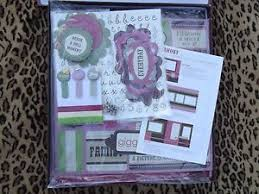 colorbok scrapbook new colorbok harmony scrapbook kit 12 x 12 album kit sealed craft