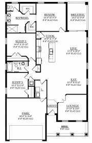 100 1 bedroom cottage floor plans 1 bedroom house plans